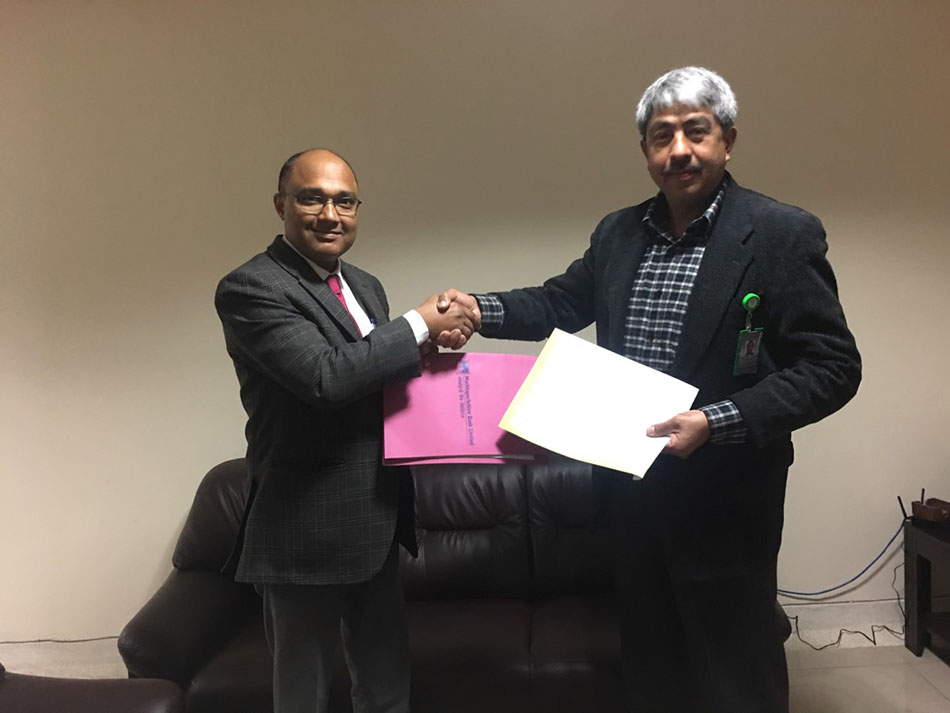 Agreement with Chirayu National Hospital